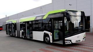 Der neue Solaris Urbino 18