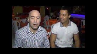 Balada das Mil e Uma Noites - Árabe e Cigana - Cia Fátima Rellva - Em Oz Brothers Club - 05/12/15