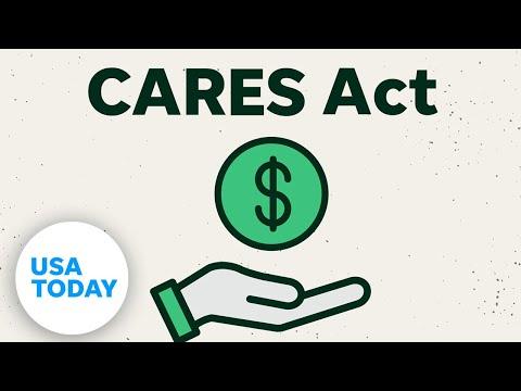 CARES Act stimulus