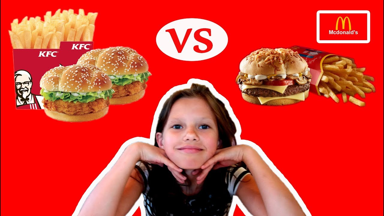 kfc vs mcdonalds essay Kfc and mcdonald's — a model of blended culture (china today) updated: 2004-06-01 10:09 ceos of america tricon global restaurants, the group that owns kfc and pizza hut, promotes traditional peking chicken roll at a kfc restaurant in shanghai.