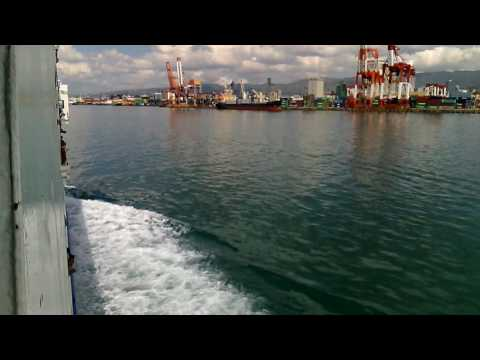 MV Trans-Asia 8 arrival @ Pier 5 Cebu Port From Iloilo City
