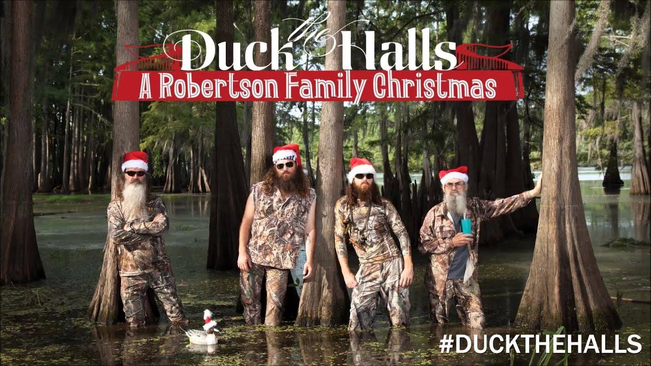 rajin cajun redneck christmas the robertsons - Redneck Christmas
