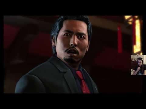 Let's Play Yakuza 6 (Part 7) Chuugoku Mafia!