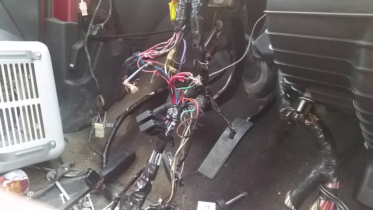 2006 Pontiac Torrent Hvac Temperature Blend Door Replace