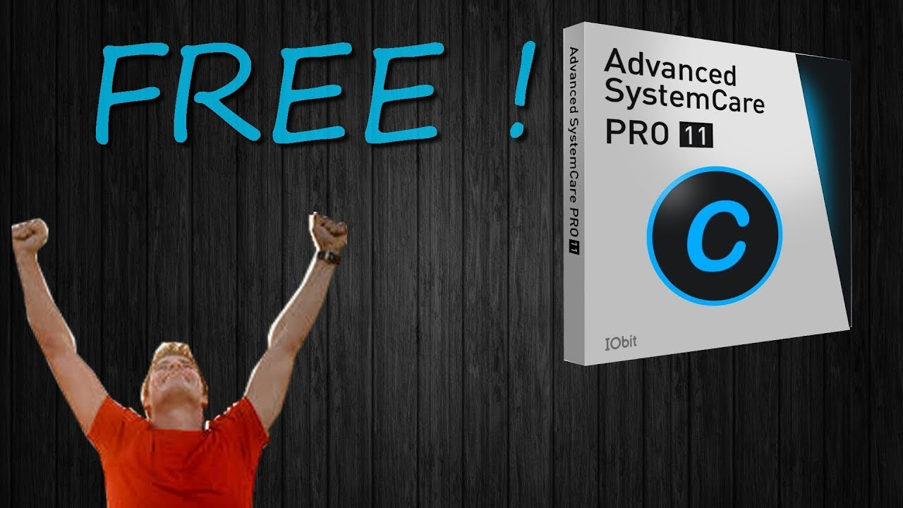 Advanced SystemCare 11 PRO Gratuit | Free ! (Working)