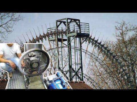 Механический Вечный двигатель Aldo Costa вот уже 10 лет работает и не останавливается