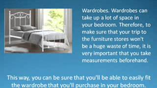 Practical Tips To Consider When Purchasing Different Types Of Bedroom Furniture