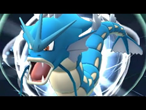 POKEMON GO MAGIKARP EVOLVES INTO GYARADOS! - YouTube