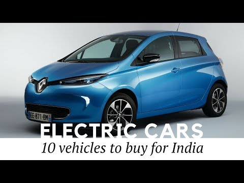 10 Best Electric Cars for India (Buyer's Guide and Review of Technical Specifications)