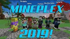 MINEPLEX 2019 !