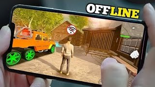 No Internet?  no problem! TOP  5 offline games for Android