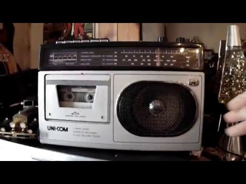 RECORDING from CD & INTERNET on to CASSETTE Tape