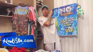 Baixar MC Menor MR Mostra Sua Coleção De Camisetas De Time de Futebol (KondZilla.com)