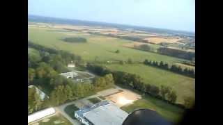 Stadnina Koni - Janów Podlaski z lotu ptaka 06.08.2014 r