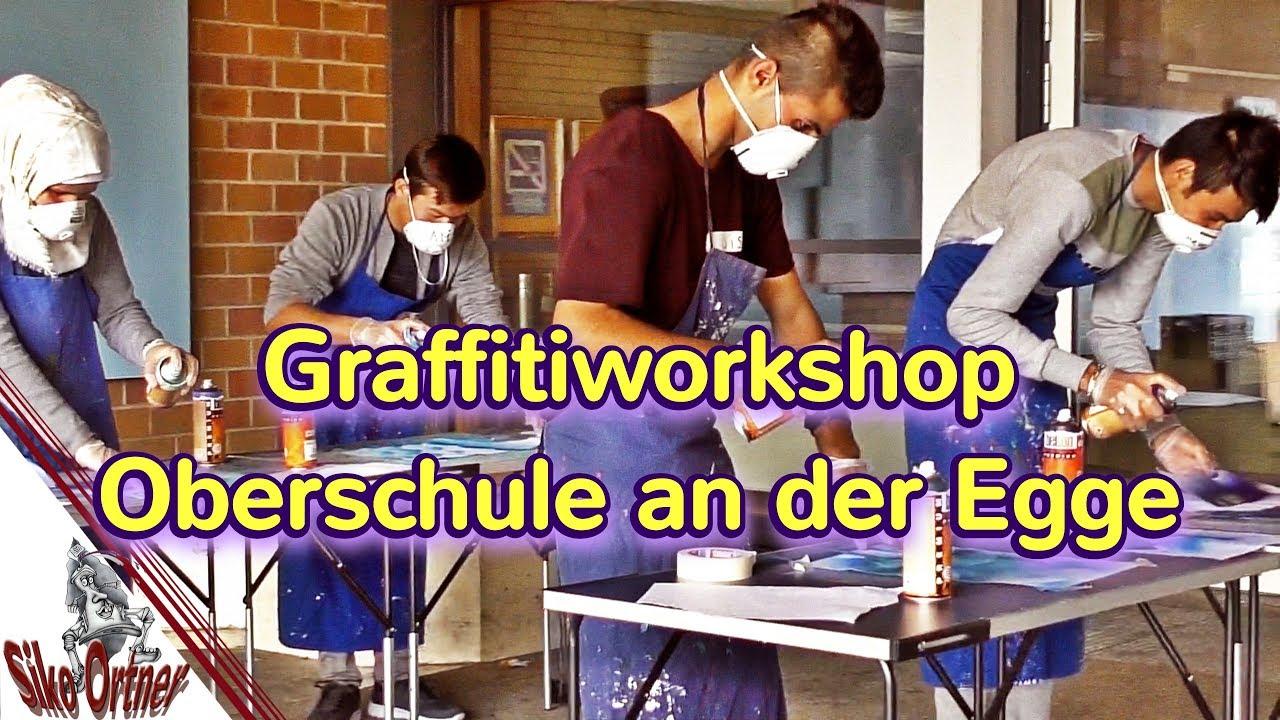 Mannequin Challenge Graffitiworkshop Oberschule An Der Egge