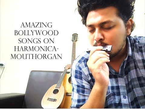 Amazing Bollywood songs on Harmonica/Mouthorgan