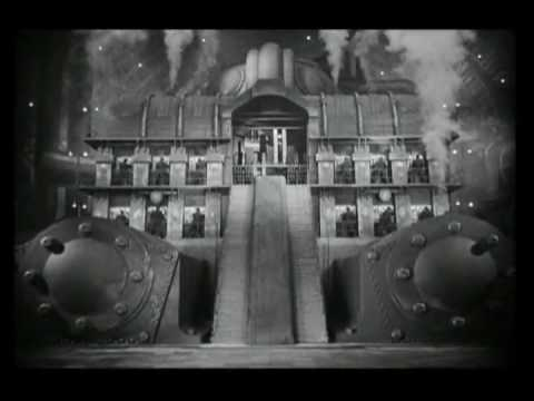 Metropolis Part 3: Moloch Machine with Pink Floyd's