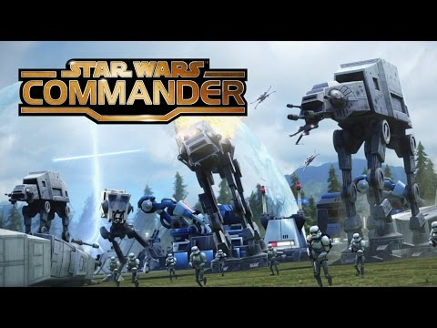 Star Wars Commander Strong Base Level 6