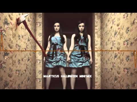 Halloween Mini-Mix by Maatticus 2014 [AUDIO] | Dubstep, Trap, EDM