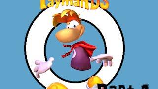 Rayman DS Part 1