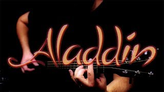 Arabian Nights (Aladdin OST guitar version) + TABS/NOTES | Navigator Studio