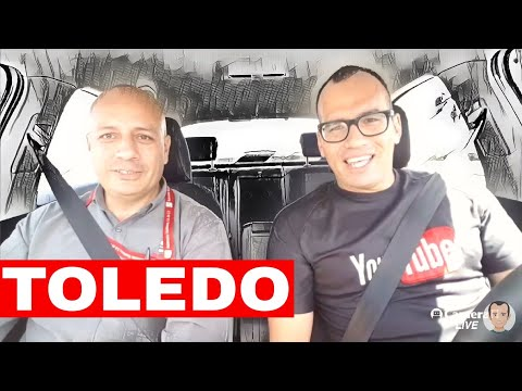 SEAT Toledo 2018 [En Vivo] SubCompacto Vistazo Prueba 0-100