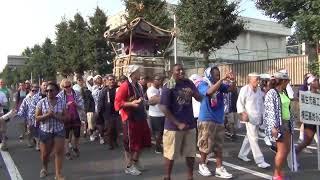 8月8日(木)から8月11日(日)まで行われた、第63回福生七夕まつりの様...
