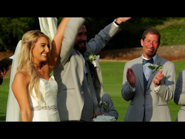 Brittany and Patrick Wedding Event Video - True Honor