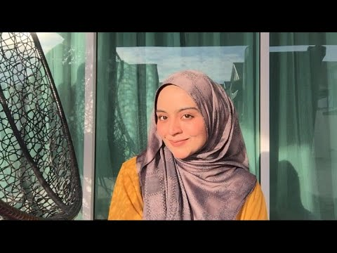 Dalila - Tudung Instant Dua Muka Design Letops Malaysia from YouTube · Duration:  46 seconds