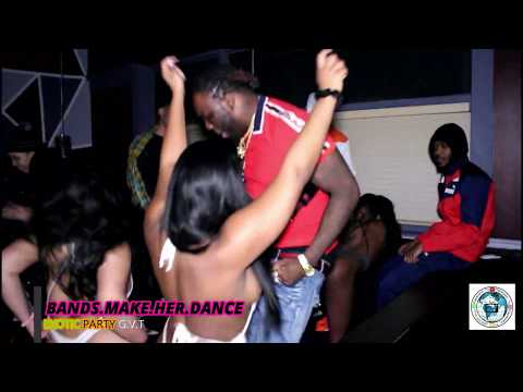 GOODVIBEZ-THURSDAYS   BANDS MAKE HER DANCE (PAPARAZZI TV)