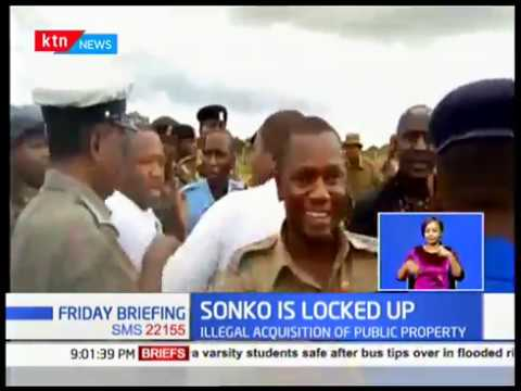 Sonko Remains In Custody After Being Denied Bail, He Is To Be Arraigned In Court On Monday