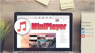 MiniPlayer - Un lecteur de musique inspiré du Jailbreak
