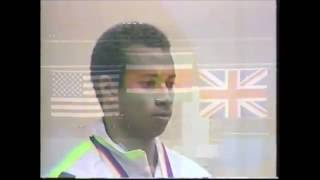 1988 Olympic Games - Swimming - Men's 100 Meter Butterfly - Anthony Nesty  Sur