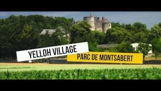 Camping Yelloh Village Parc de Montsabert entre Angers et Saumur, au cœur du Val de Loire