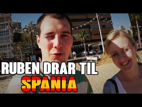 Ruben Drar Til Spania - Vlogg