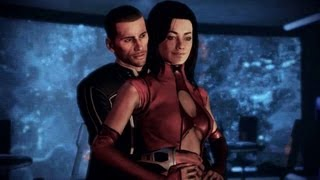 Mass Effect 3 Citadel DLC: Miranda Romance Scenes