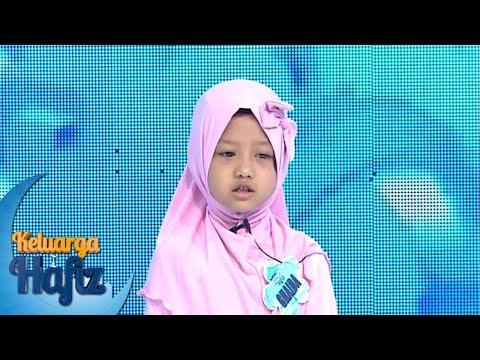 "Ghaida "" QS. Al Muthaffifin "" - Keluarga Hafiz Episode 3 (26/6)"