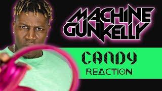 TM Reacts MGK - Candy ft. Trippie Redd (Album Review) 2LM Reaction