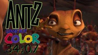 Antz (Game Boy Colour) in 34:07 [PB]