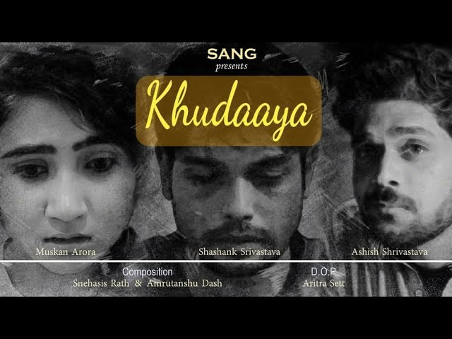 'Khudaaya' Official Music Video | Soulful Hindi Songs