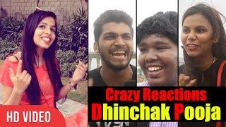 Dhinchak Pooja Public Reaction   Haters And Lovers Of Dhinchak Pooja