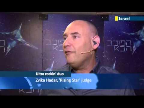 Ultra-Orthodox Jewish brothers become rock stars on Israeli reality TV show 'Rising Star'