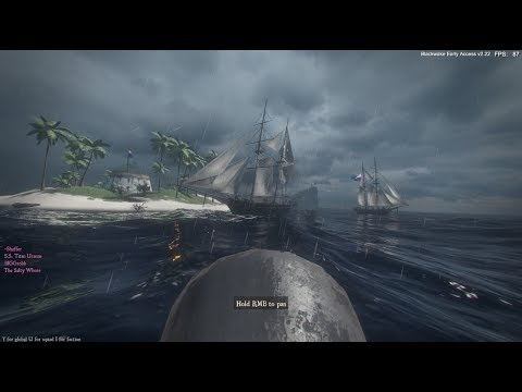 Blackwake - British -Treasure Trade -  The Ebb and Flow of Victory, Tragedy, and Defeat