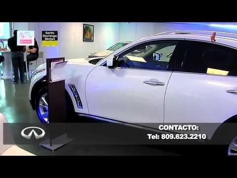 SANTO DOMINGO MOTORS* INFINITI * AUTOSHOW SCOTIABANK