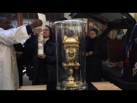 Pilgrimage - Relic of St. Vincent de Paul