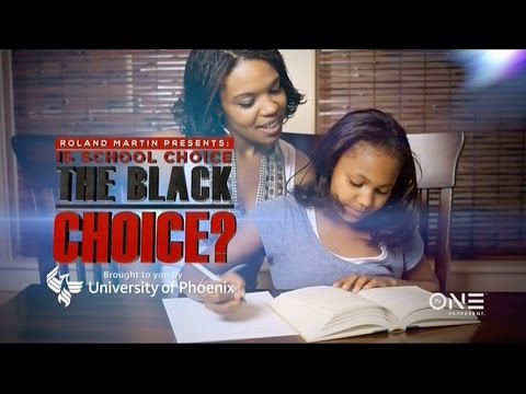 Roland Martin Presents: Is School Choice The Black Choice? [Full Town Hall]