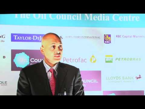 OIL COUNCIL: Nawaf Marafi Interview,  Oil Council World Assembly.