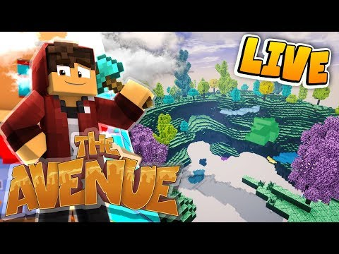Minecraft: The Avenue SMP! *LIVE* - Aether *1 Hour Special*