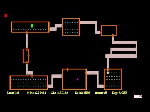 Gaming History – Rogue (THE roguelike precursor)