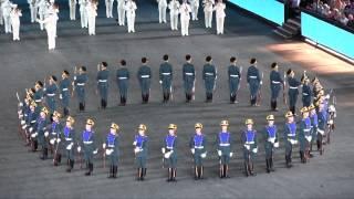 Фото Выступление первой роты в Базеле.
